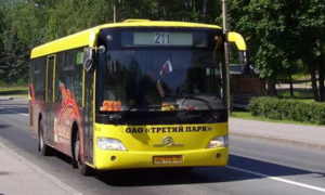 Автобус №211