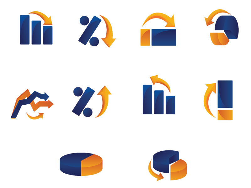 Иконки в векторе