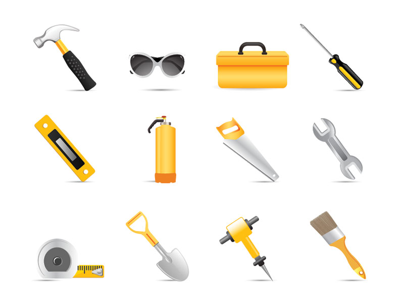 Инструменты в векторе