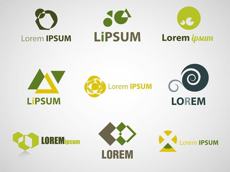 Логотипы в векторе