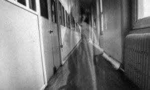 Школьный призрак