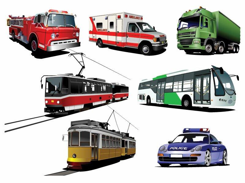 Транспорт в векторе